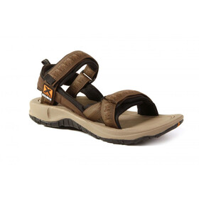 SOURCE Comfort Gobi Sandalias Hombre, brown